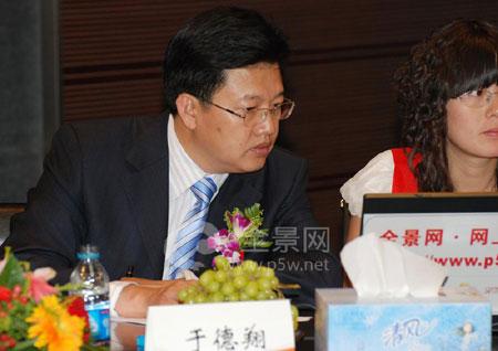 青岛特锐德电气股份有限公司董事长——于德翔先生在回答网上投资者